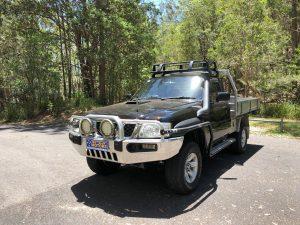 2012 NISSAN PATROL ST SINGLE CAB Y61 GU 6 MY13
