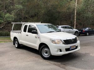 2014 Toyota Space Cab Hilux SR